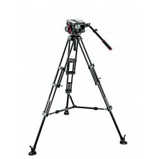 Видеокомплект MANFROTTO 509HD,545BK Pro Middle-twin kit 100